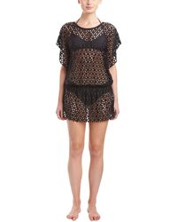 Luxe by Lisa Vogel - Cutout Tunic - Lyst