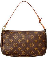 Louis Vuitton - Monogram Canvas Pochette Accessoires - Lyst