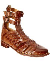 Bed Stu - Rio Grande Leather Sandal - Lyst