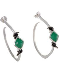 Stephen Webster - Forget Me Knot 14k & Silver 0.23 Ct. Tw. Gemstone Drop Earrings - Lyst