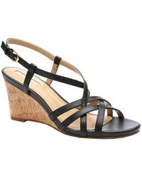 Tahari - Ta-future Wedge Sandal - Lyst