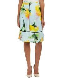 ESCADA - Silk-lined Pencil Skirt - Lyst