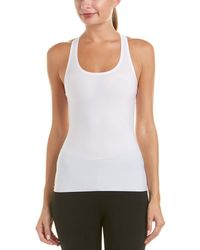 Spanx | ® Perforated Racerback Tank | Lyst