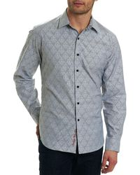 Robert Graham - Dynamo Classic Fit Woven Shirt - Lyst
