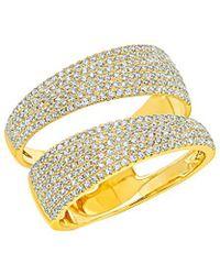 Diana M. Jewels - . Fine Jewellery 14k 0.81 Ct. Tw. Diamond Ring - Lyst