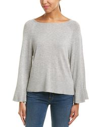 Splendid - Bell Sleeves Sweater - Lyst