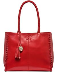 Jack Rogers - Bianca Leather Tote - Lyst