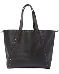 Liebeskind - Solid & Camo Reversible Shopper Bag - Lyst