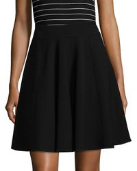 Rebecca Taylor - Suiting Skirt - Lyst