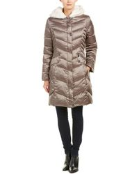 Laundry by Shelli Segal Quilted Down Coat