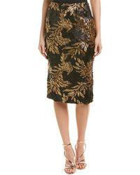 59a0262c67 Lyst - Women s Dress the Population Skirts