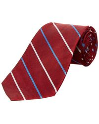 Brooks Brothers - Classic Striped Silk Tie - Lyst