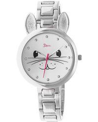 Boum - Hotesse Bunny-accent Bracelet Watch - Lyst