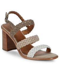 Frye - Amy Braid Dress Sandal - Lyst