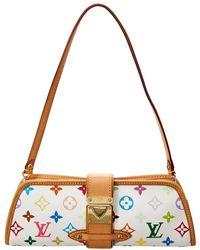 1706a4762715e Lyst - Louis Vuitton Monogram Multi-color Canvas Shoulder Bag M40049 ...