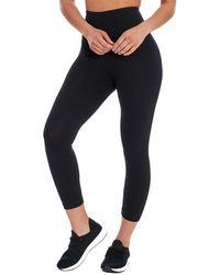 Bally - Fitness High Rise Tummy Control Legging - Lyst