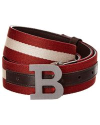 Bally - Reversible Leather Belt - Lyst