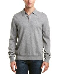 Qi - Cashmere Polo - Lyst
