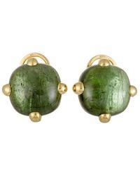 Pomellato - 18k Tourmaline Earrings - Lyst