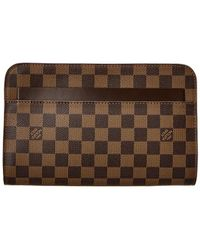Louis Vuitton - Damier Ebene Canvas Saint Louis - Lyst
