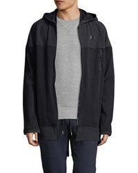 New Balance - 247 Hooded Jacket - Lyst
