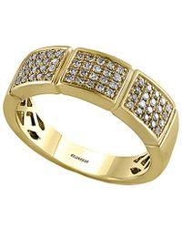 Effy - Fine Jewelry 14k 0.29 Ct. Tw. Diamond Ring - Lyst