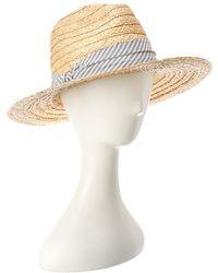 Hat Attack - Lightweight Raffia Braid Rancher - Lyst
