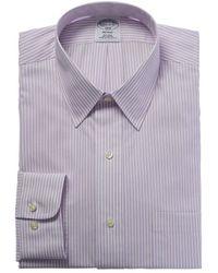 Brooks Brothers - Regent Fit Dress Shirt - Lyst