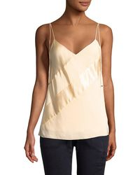 Prabal Gurung - Colorblocked Camisole - Lyst