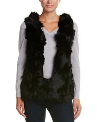 Love Token - Contrast Wool-blend Vest - Lyst