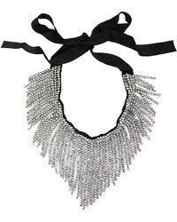 Saachi - Beaded Choker Necklace - Lyst