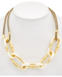 Lafayette 148 New York - Libre Link Statement Necklace - Lyst