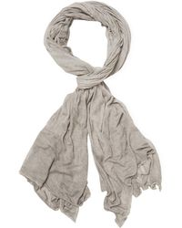 John Varvatos - Collection Vintage Jersey Scarf - Lyst