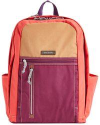 Vera Bradley - Hot Lava Lighten Up Grand Backpack - Lyst