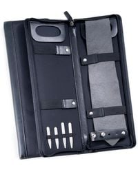 Bey-berk - Ballistic Black Travel Tie Case - Lyst