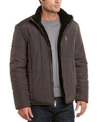 Marc New York - Reversible Jacket - Lyst