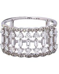 Diana M. Jewels - . Fine Jewelry 14k 0.79 Ct. Tw. Diamond Ring - Lyst