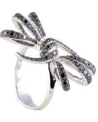 Stephen Webster - Forget Me Knot 18k 1.46 Ct. Tw. Diamond Ring - Lyst
