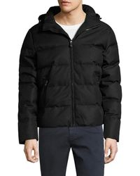 Pyrenex - Quilted Puffer Jacket - Lyst