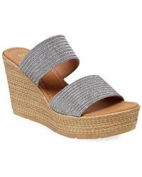 Seychelles - Two-strap Wedge Sandal - Lyst