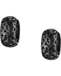 Di Modolo - Rhodium Plated Earrings - Lyst