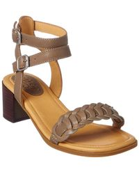 Sperry Top-Sider - Vivian Mora Leather Sandal - Lyst