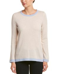 Sail To Sable - Wool & Cashmere-blend Sweater - Lyst