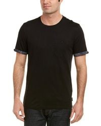 Ted Baker - Patch Pocket T-shirt - Lyst
