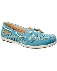 Sperry Top-Sider - Women's Coil Ivy Leather Boat Shoe - Lyst