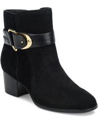 Söfft - Nadra Suede Ankle Boot - Lyst