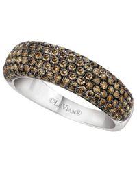 Le Vian - ? 14k 1.21 Ct. Tw. Chocolate Diamond Ring - Lyst