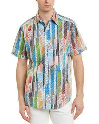 Robert Graham - Sand Dollar Woven Shirt - Lyst