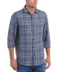 Faherty Brand - Laguna Linen Woven Shirt - Lyst