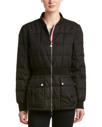 Moncler - Gamme Rouge Sonora Silk-blend Down Jacket - Lyst